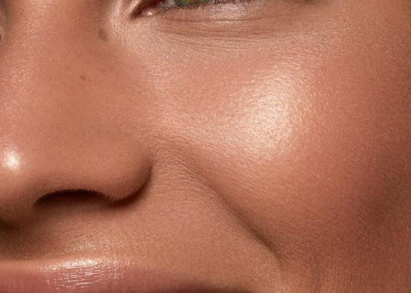 Skin retouching Natural skincare