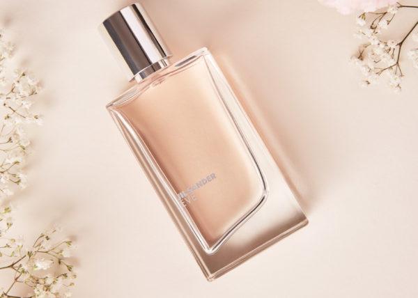 Jil Sander Eve Fragrance with Flowers