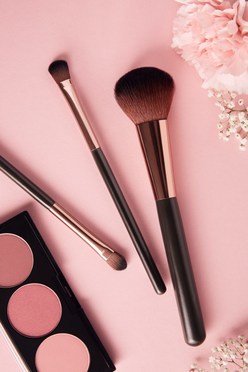 Product Shot Pinsel, Blush