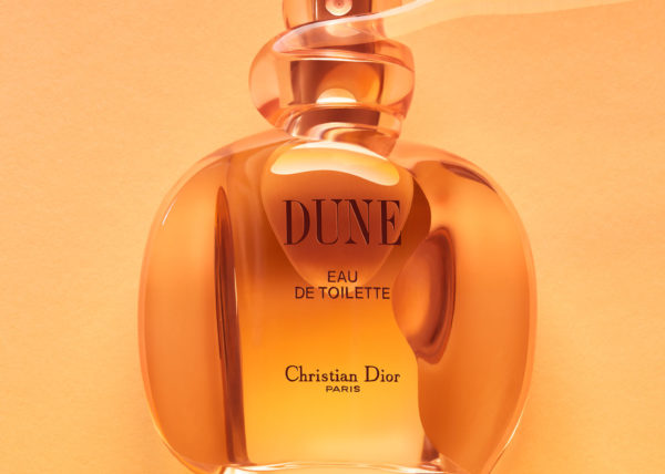 Product retouching - Dune - Eau de toilette - Christian Dior Paris