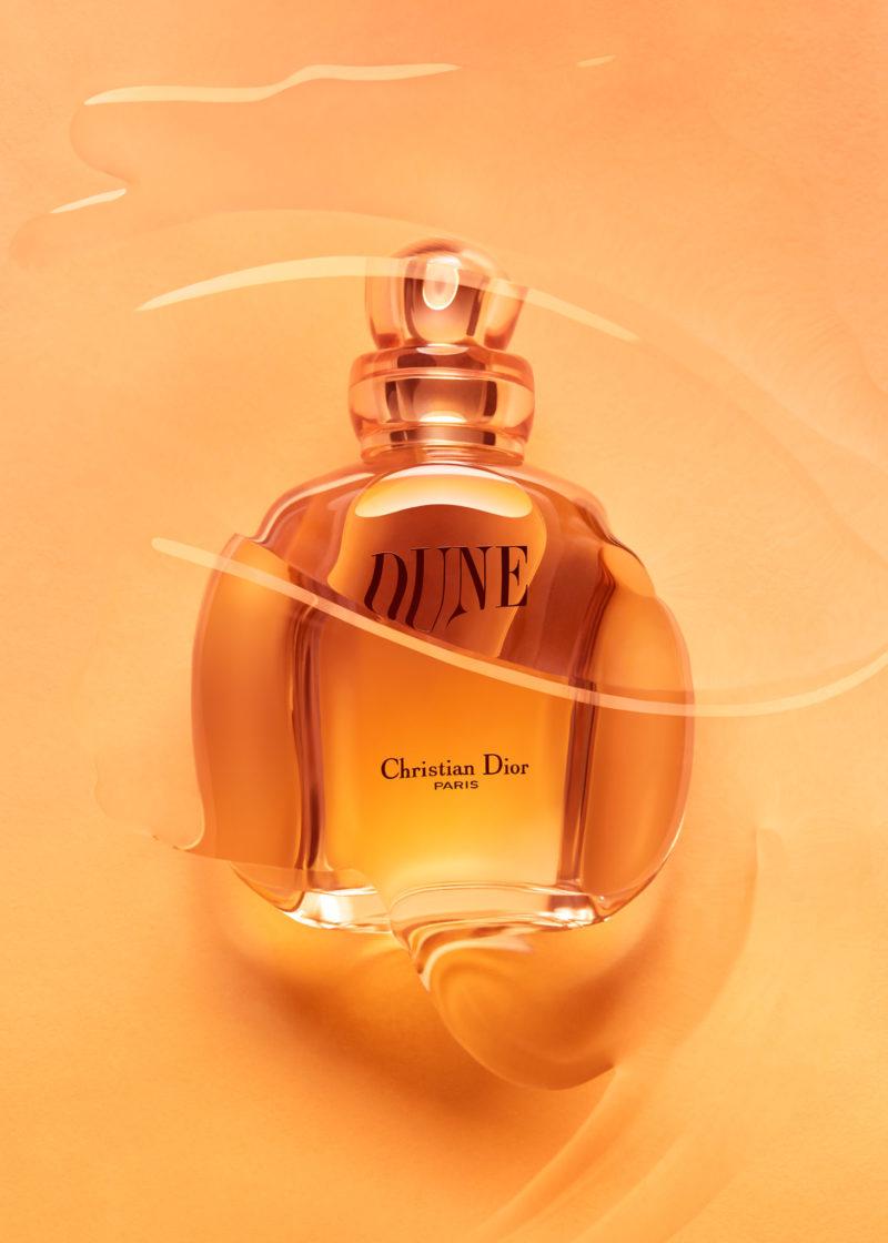 Product retouching - Dune - Eau de toilette - Christian Dior Paris
