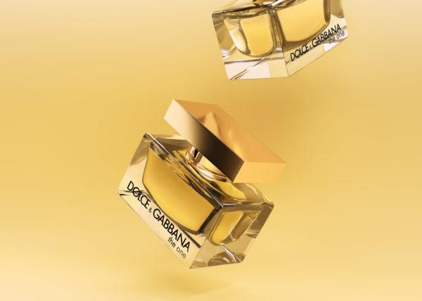 Dolce&Gabbana the one gold sunrise