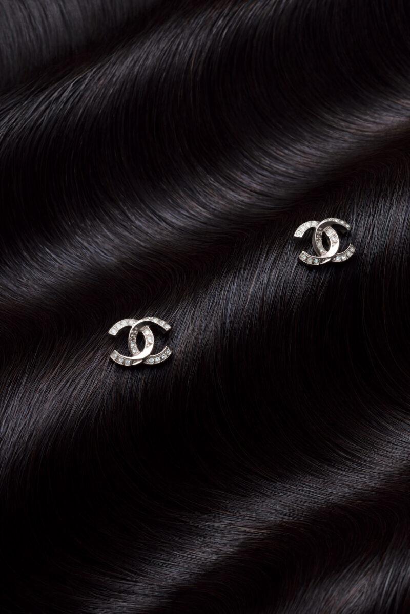 Black hair closeup by Alexander Geipel