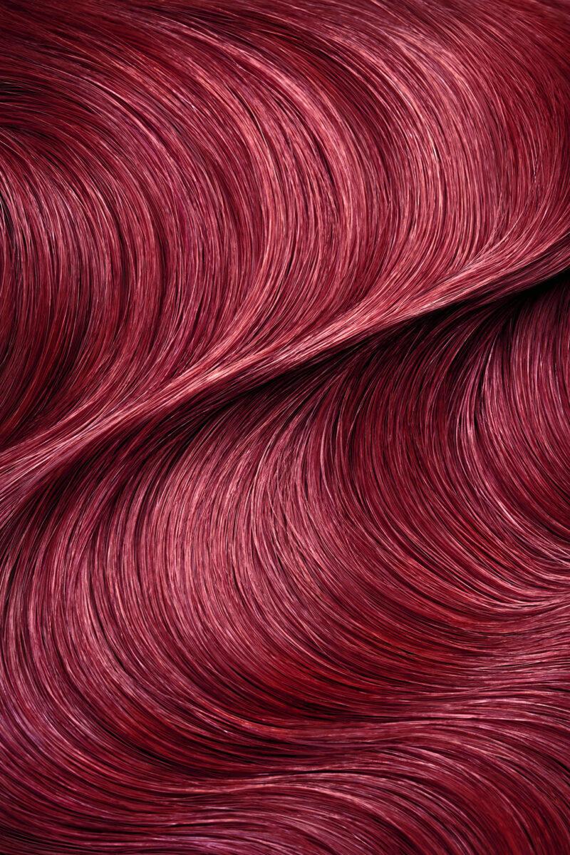 Red hair closeup by Alexander Geipel