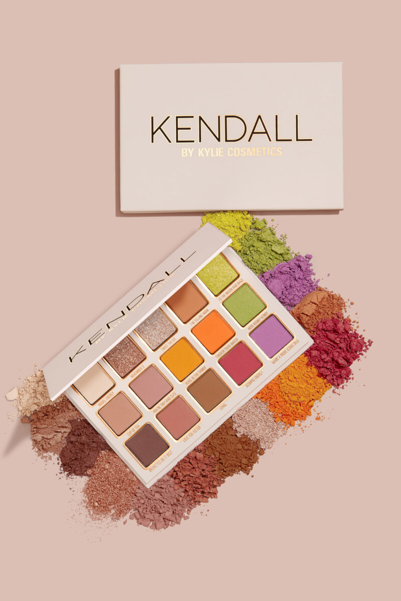 The Kendall X Kylie Color Palette