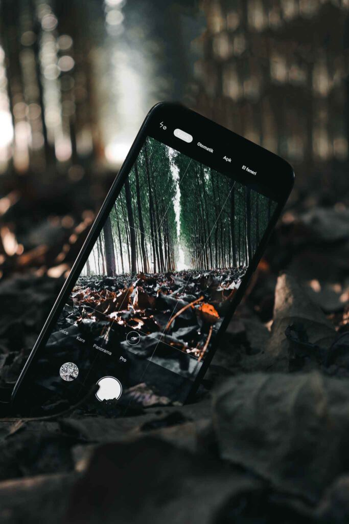Landscape Photography taken by the smartphone